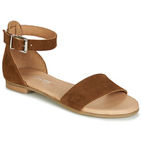 Shoes Women Sandals Betty London JIKOTIRE Camel