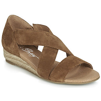 Shoes Women Sandals Betty London JIKOTE Camel