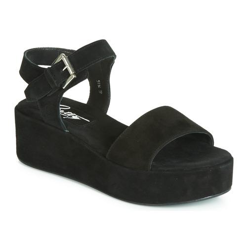 Shoes Women Sandals Betty London JIKOTETE Black