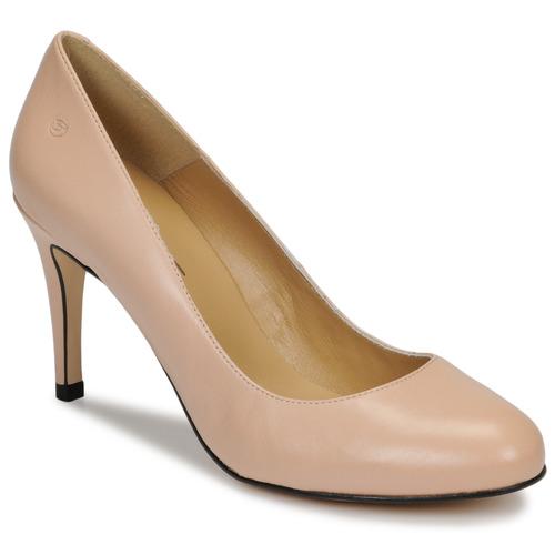 Shoes Women Heels Betty London ROKOLU Nude