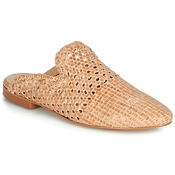 Shoes Women Mules Betty London JIKOTEXE Camel