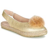 Shoes Women Flat shoes Betty London JIKOTI Gold