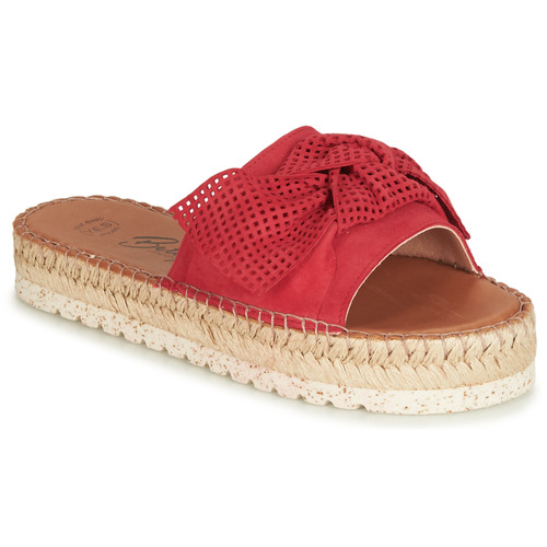 Shoes Women Mules Betty London JIKOTIGE Red