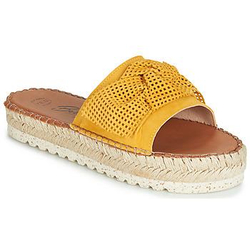 Shoes Women Mules Betty London JIKOTIGE Yellow