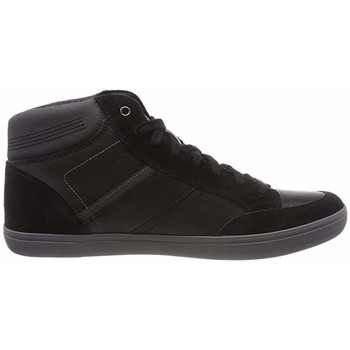 Shoes Men Hi top trainers Geox Domyślna nazwa black