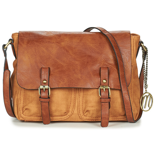 Bags Women Shoulder bags Moony Mood TINA Camel