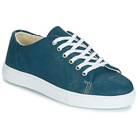 Shoes Women Low top trainers Dream in Green JAKANIS Marine