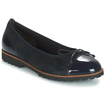 Shoes Women Flat shoes Gabor CAROLINA Marine