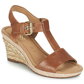 Shoes Women Sandals Gabor FIULI Cognac