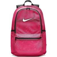 Bags Rucksacks Nike Brasilia Mesh Training Pink