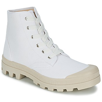 Shoes Men Hi top trainers Casual Attitude MADIMA White
