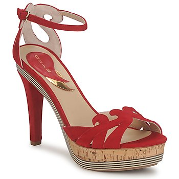 Shoes Women Sandals Etro 3488 Red