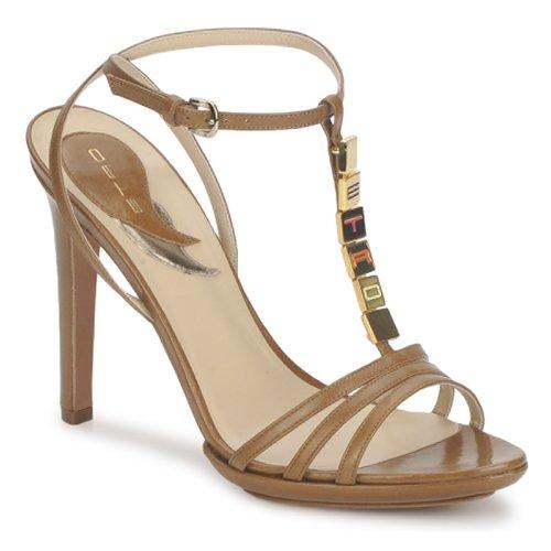 Shoes Women Sandals Etro 3443 Brown