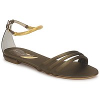 Shoes Women Sandals Etro 3461 Military