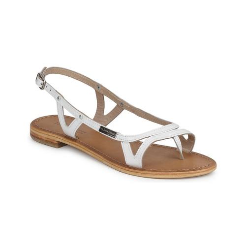 Shoes Women Sandals Les Tropéziennes par M Belarbi ISATIS White