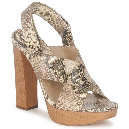 Shoes Women Sandals Michael Kors MK18072 Python