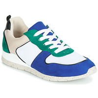 Shoes Women Low top trainers André ADO Blue