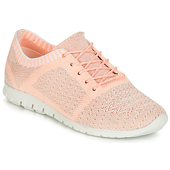 Shoes Women Low top trainers André SURF Pink