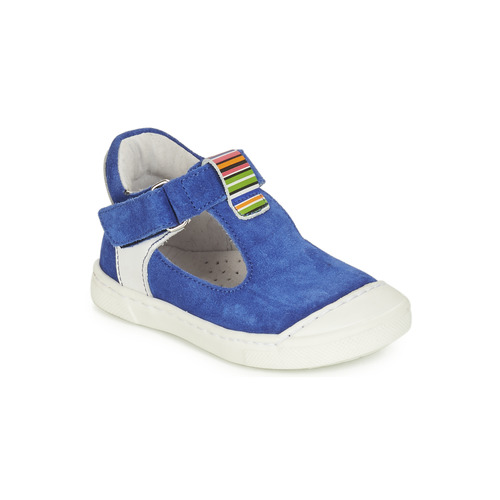 Shoes Girl Flat shoes André BELUGA Blue