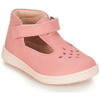 Shoes Girl Flat shoes André FILLETTE Pink