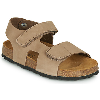 Shoes Girl Sandals André PEPIN Beige
