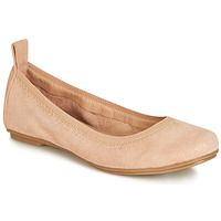Shoes Girl Flat shoes André PEPITE Pink