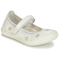 Shoes Girl Flat shoes André STELLA White