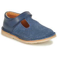 Shoes Girl Flat shoes André MARIN Blue