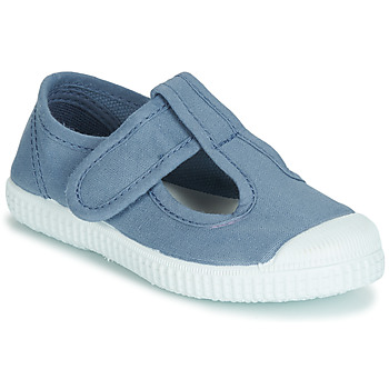 Shoes Girl Sandals André NAVIRE Blue