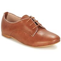 Shoes Boy Derby Shoes André COMPLICITE Camel