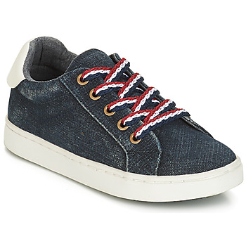 Shoes Boy Low top trainers André KRILL Blue