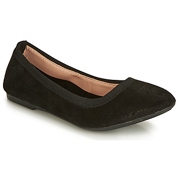 Shoes Women Flat shoes André CARLARA Black