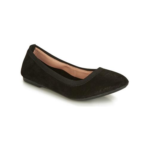 Shoes Women Flat shoes André CARLARA Black