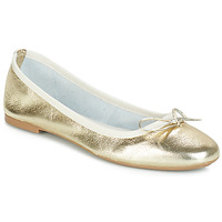 Shoes Women Flat shoes André PIETRA Gold
