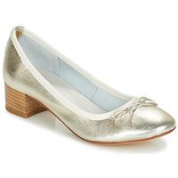 Shoes Women Heels André POETESSE Gold
