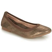 Shoes Women Flat shoes André CARLARA Bronze