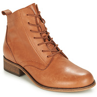 Shoes Women Mid boots André GODILLOT Camel