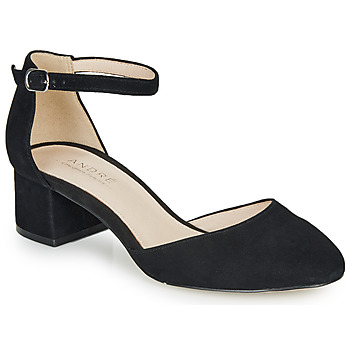 Shoes Women Heels André CILLY Black