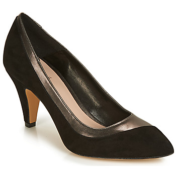 Shoes Women Heels André CHAHUTEUSE Black