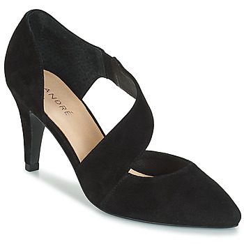 Shoes Women Heels André SOIE Black