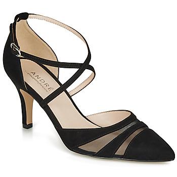 Shoes Women Heels André CARMEN Black