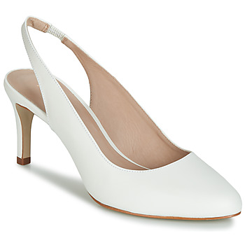 Shoes Women Heels André CASINO White