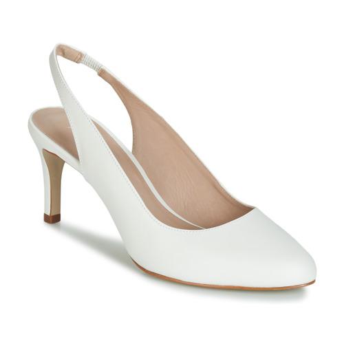 Shoes Women Heels André CASINO White