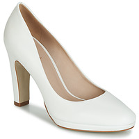 Shoes Women Heels André CALI White