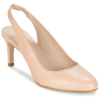 Shoes Women Heels André CASINO Beige