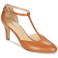 Shoes Women Heels André FALBALA Camel