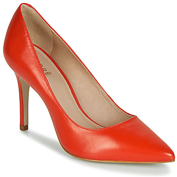 Shoes Women Heels André CONQUETTE Red