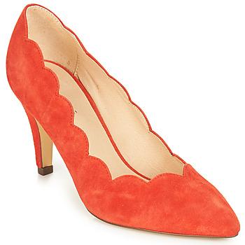 Shoes Women Heels André SAPHIR Red