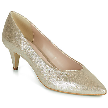 Shoes Women Heels André FREEDOM Gold