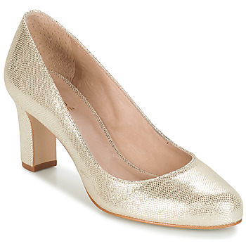 Shoes Women Heels André CINTIA Gold